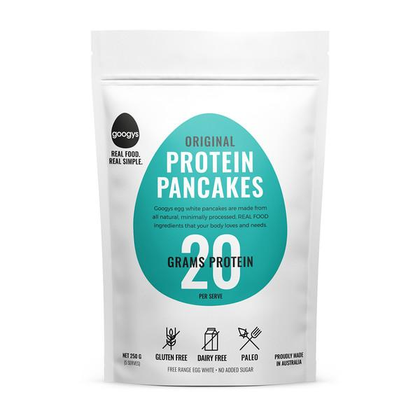 Googys, Protein Pancakes (Mix) Original, 250g