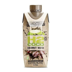 H2COCO, Espresso Coconut Water, 330ml
