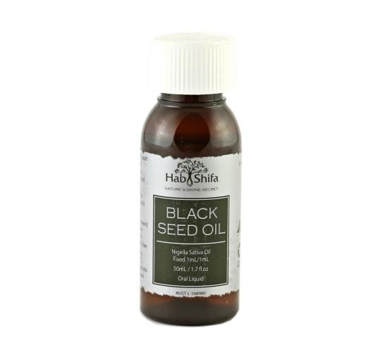 Hab Shifa, Black Seed Oil, 50ml
