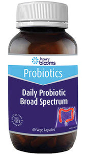 Henry Blooms, Adult's Daily Broad Spectrum Probiotic, 60 capsules