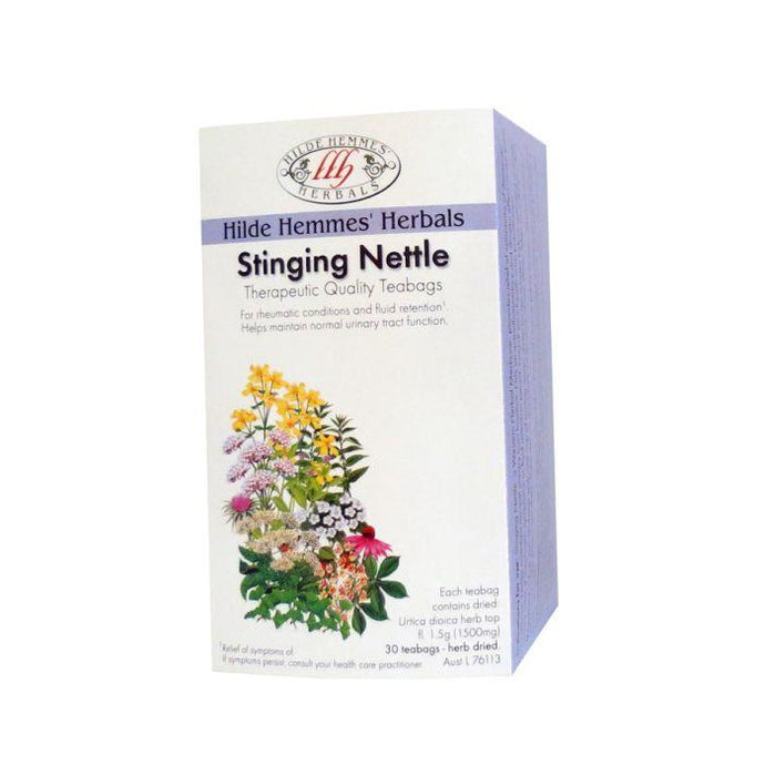 Hilde Hemmes Herbal's, Stinging Nettle Leaf, 30s Tea Bags