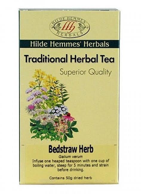 Hilde Hemmes Herbal's, Tea Bedstraw, 50g
