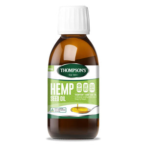 Thompson's Hemp Oil 200ml