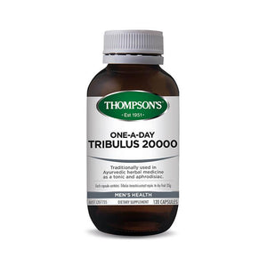 Thompson's One-A-Day Tribulus 20000 120 Capsules