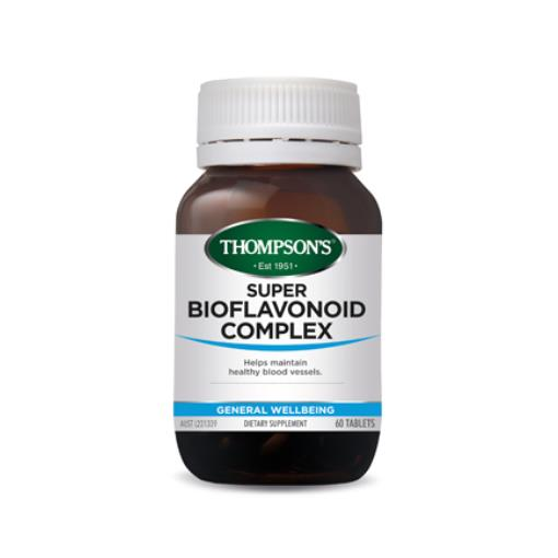 Thompson's Super Bioflavonoid Complex 60 Tablets