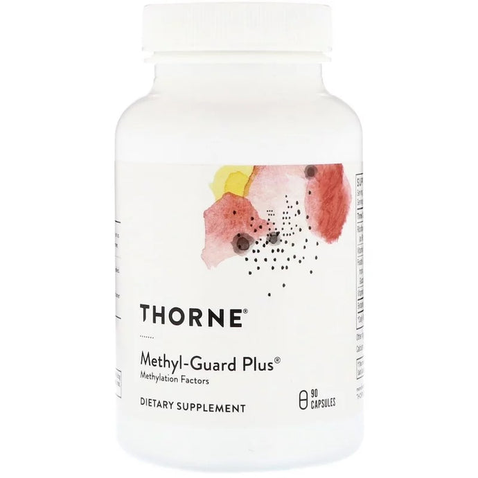 Thorne Research, Methyl-Guard Plus, 90 Vcaps - Dietary Supplement