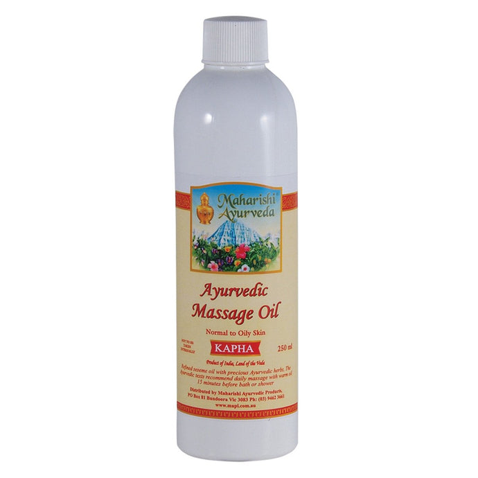 Maharishi, Kapha Massage Oil, 250ml