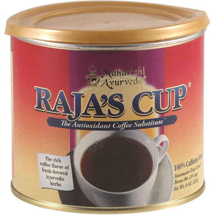 Maharishi, Raja'S Cup Powder Tin, 228g