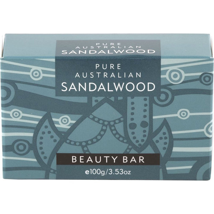Mount Romance, Sandalwood Beauty Bar, 100g