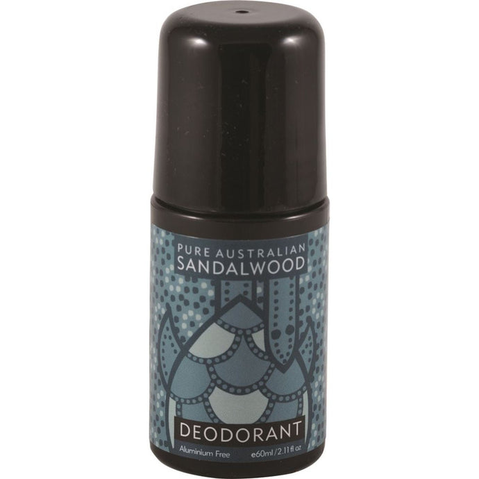 Mount Romance, Sandalwood Deodorant, 60ml