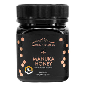 Mount Somers, Manuka Honey Umf, 15+, 250g