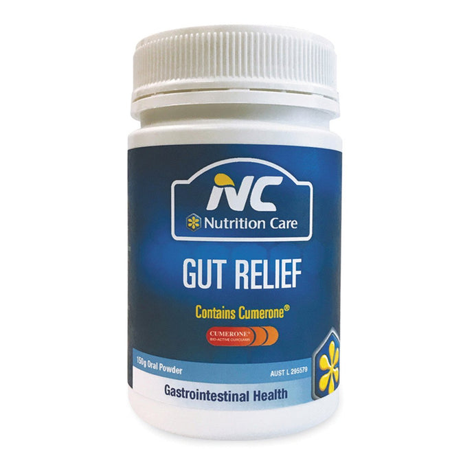 Nc By Nutrition Care, Gut Relief Powder, 150g