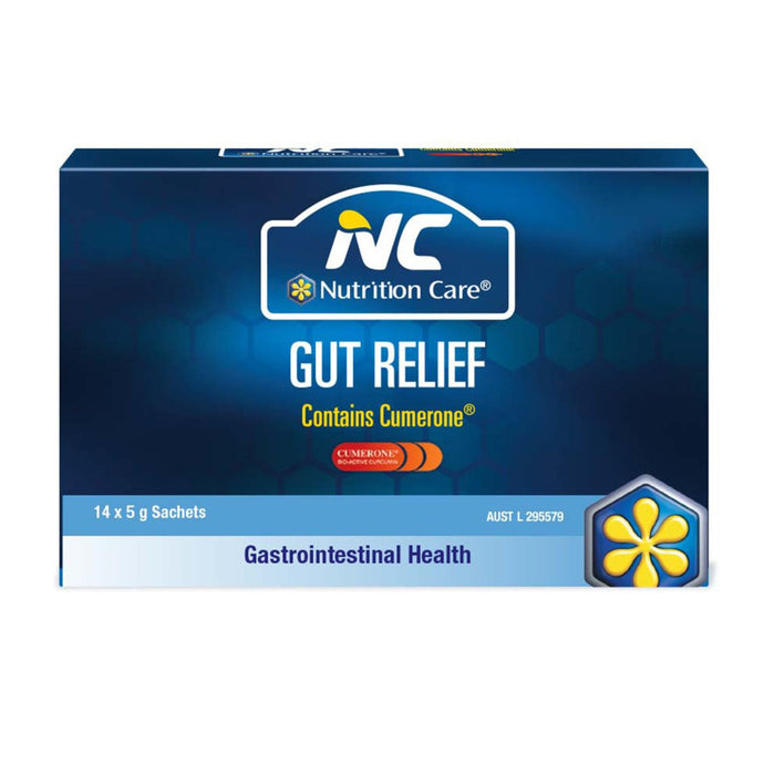 Nc By Nutrition Care, Gut Relief Sachet, 5g x, 14 Pack
