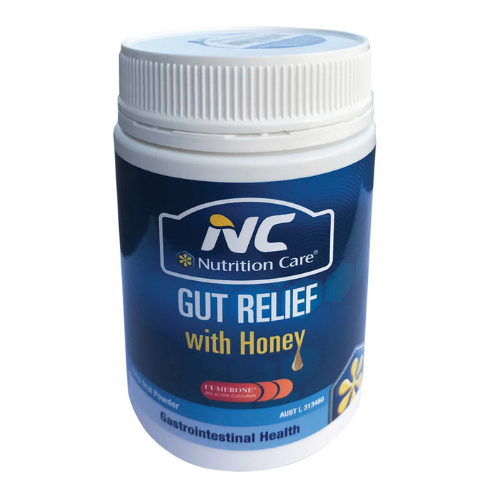 Nc By Nutrition Care, Gut Relief With Honey, 150g