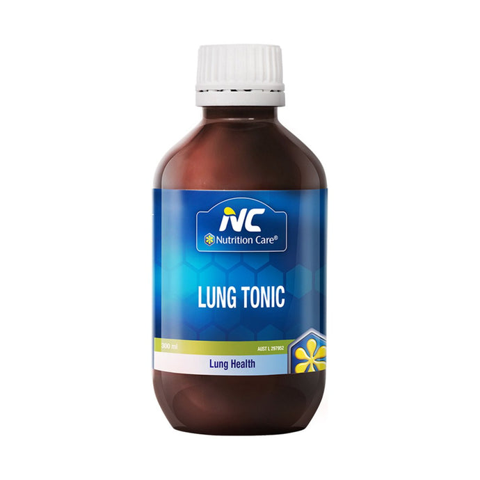 Nc By Nutrition Care, Lung Tonic, 300ml