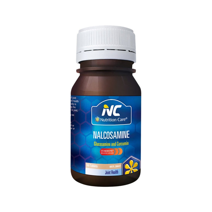 Nc By Nutrition Care, Nalcosamine, 60 Tablets