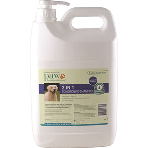 Paw Conditioning Shampoo, 2 In, 1 (Lavender & Jojoba), 5L Pump Dispenser