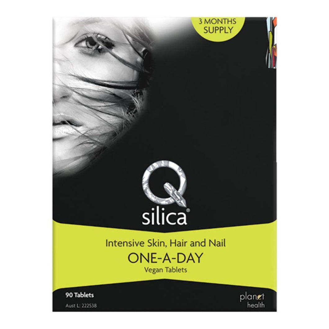 Planet Health, Q Silica One-A-Day, 90 Tablets