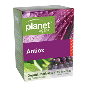 Planet Organic, Antiox Herbal Tea x 25 Tea Bags