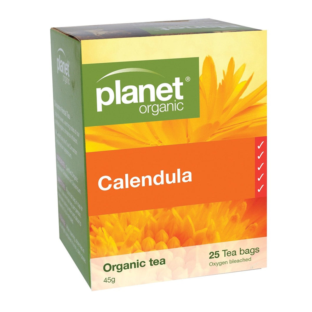 Planet Organic, Calendula Herbal Tea x 25 Tea Bags