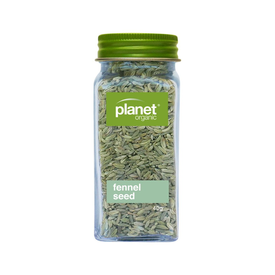 Planet Organic, Fennel Seed Whole Shaker, 40g