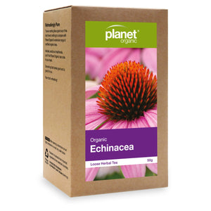 Planet Organic, Organicechinacea Loose Leaf Tea, 50g