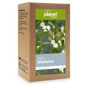 Planet Organic, Organicmistletoe Loose Leaf Tea, 75g