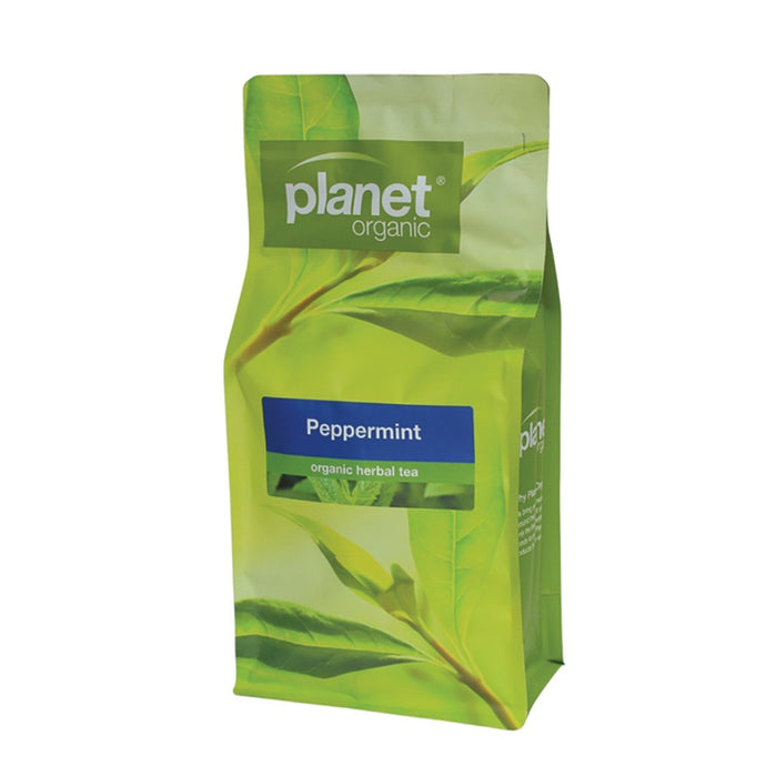 Planet Organic, Peppermint Loose Leaf Tea, 250g