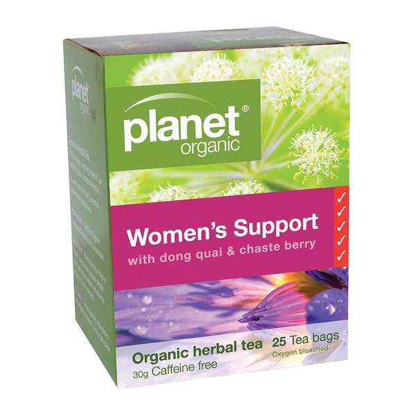 Planet Organic, Womens Support Herbal Tea x 25 Tea Bags