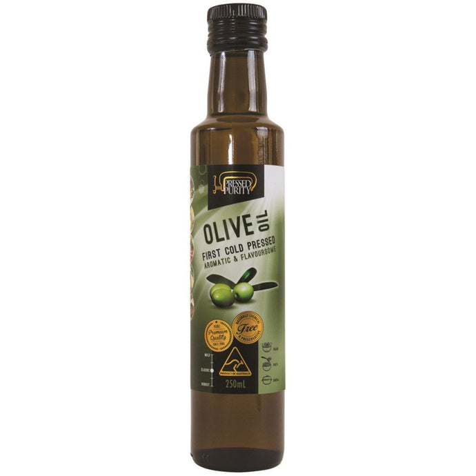 Pressed Purity, Olive Oil, 250ml