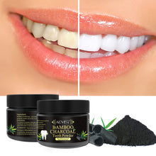 Load image into Gallery viewer, Teeth Whitening Powder Natural Activated Charcoal Whitening Tooth Teeth Powder