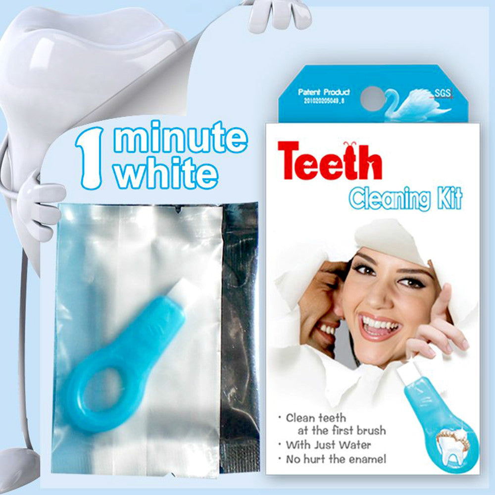Teeth Cleaning Kits Toothbrush Whitening Teeth Gel Strips For Adult