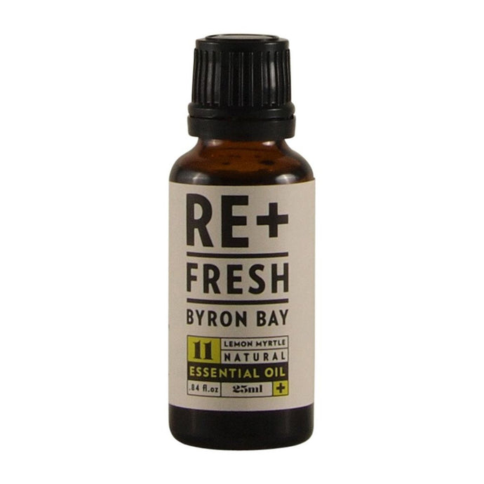 Re+Fresh Byron Bay, Lemon Myrtle Natural Essential Oil, 25ml