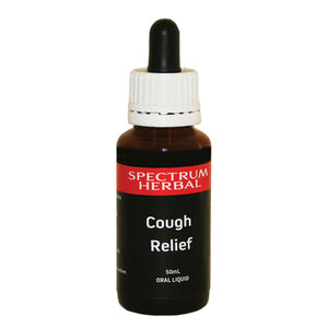 Spectrum Herbal, Cough Relief, 50ml