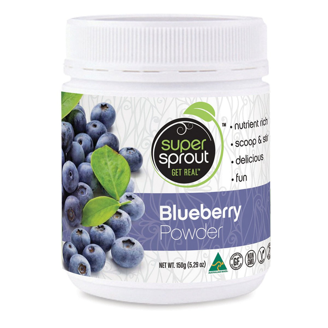 Super Sprout, Blueberry Powder, 150g