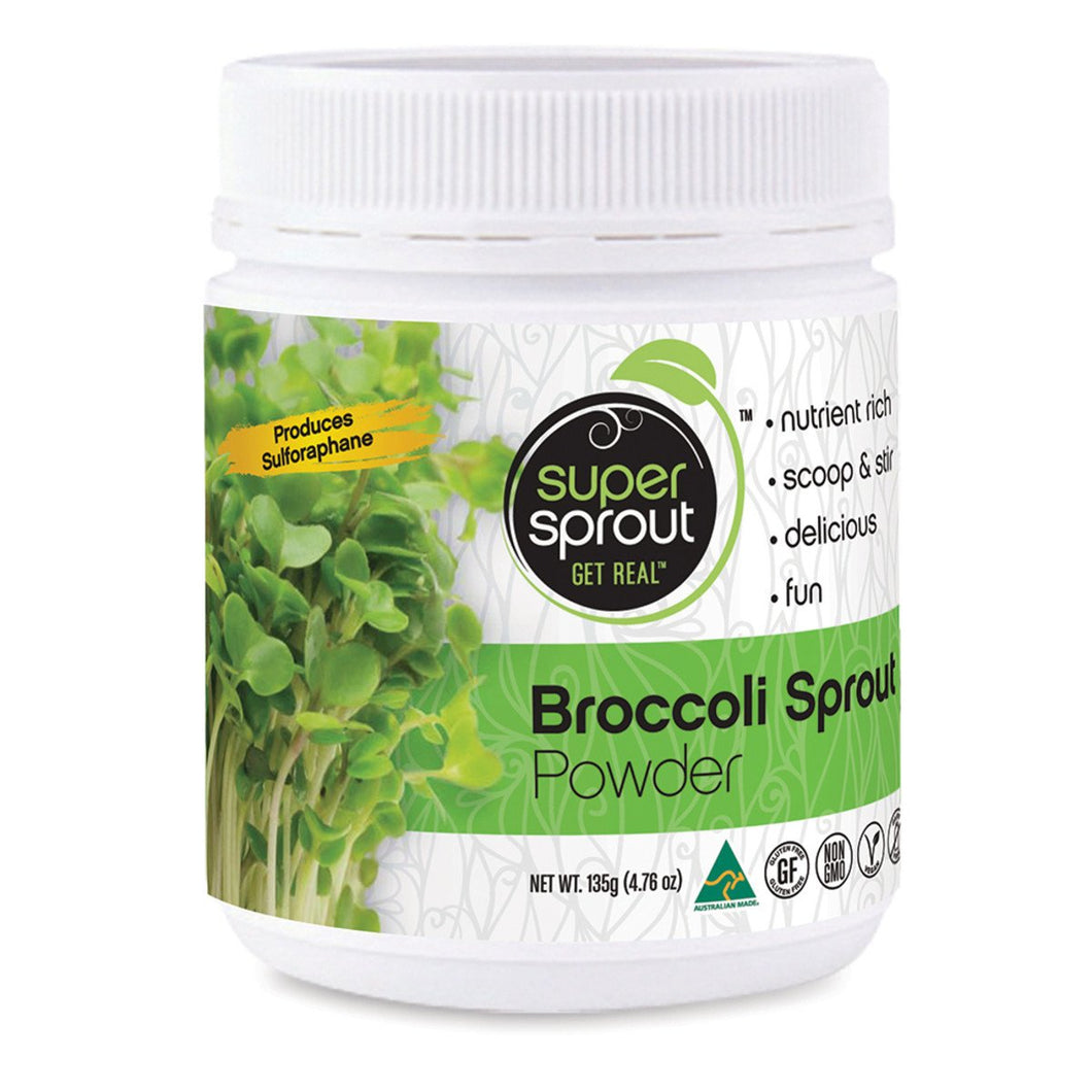 Super Sprout, Broccoli Sprout Powder, 135g