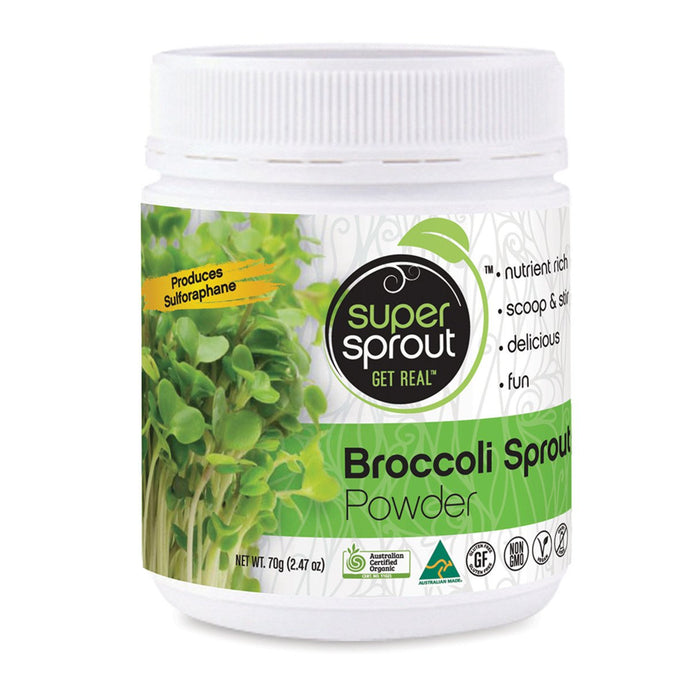 Super Sprout, Broccoli Sprout Powder, 70g