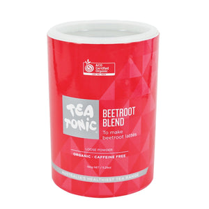 Tea Tonic, Beetroot Latte Blend Tube, 150g