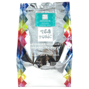 Tea Tonic, Organic Australiana Tea (Loose), 500g