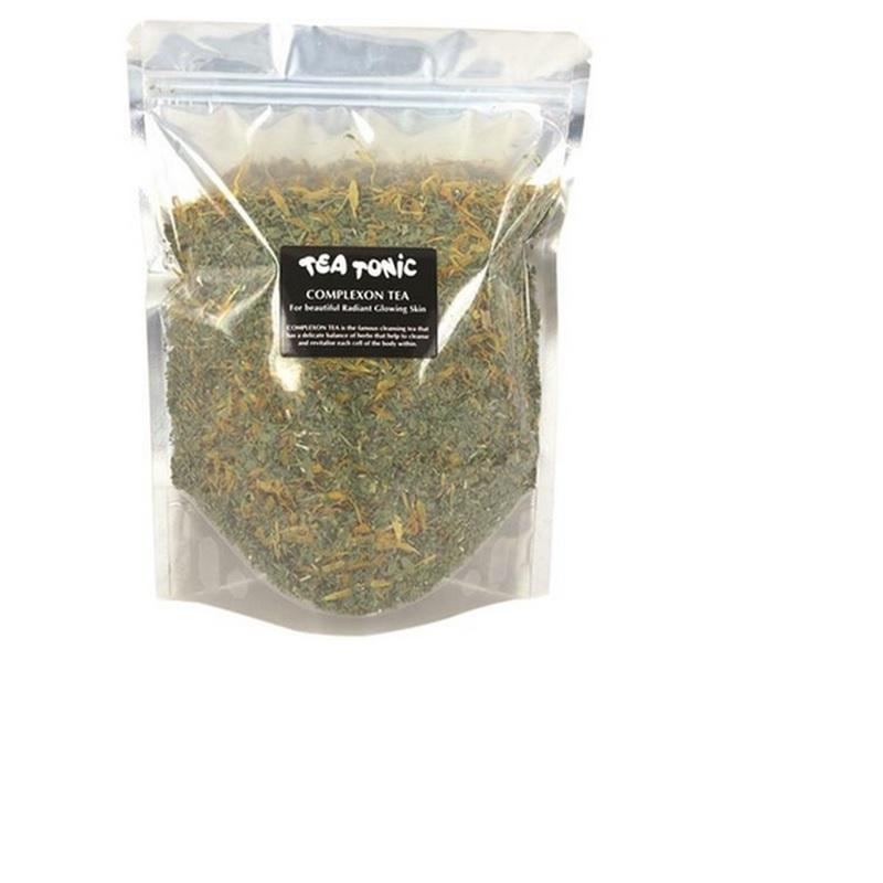 Tea Tonic, Organic Complexon Tea (Loose), 500g