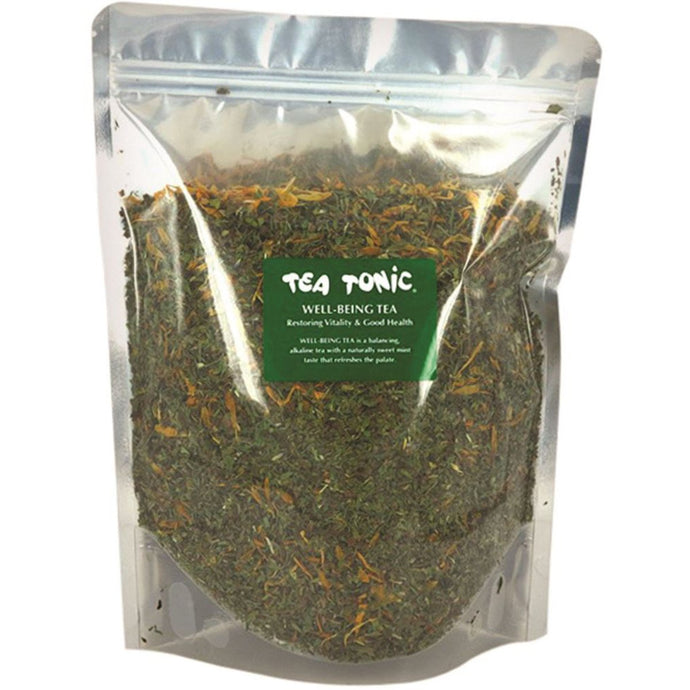 Tea Tonic, Organic Well-Being Tea (Loose), 500g