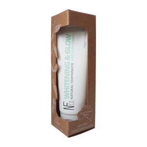 The Natural Family Co,. Natural Toothpaste Whitening, 100g