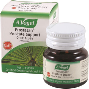 Vogel, Organic Prostasan Prostate Support, 30 Capsules