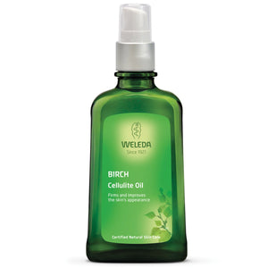 Weleda, Birch Cellulite Oil, 100ml