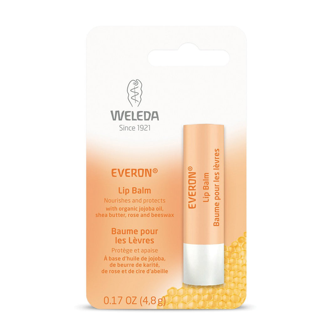 Weleda, Lip Balm (Everon), 4.8g