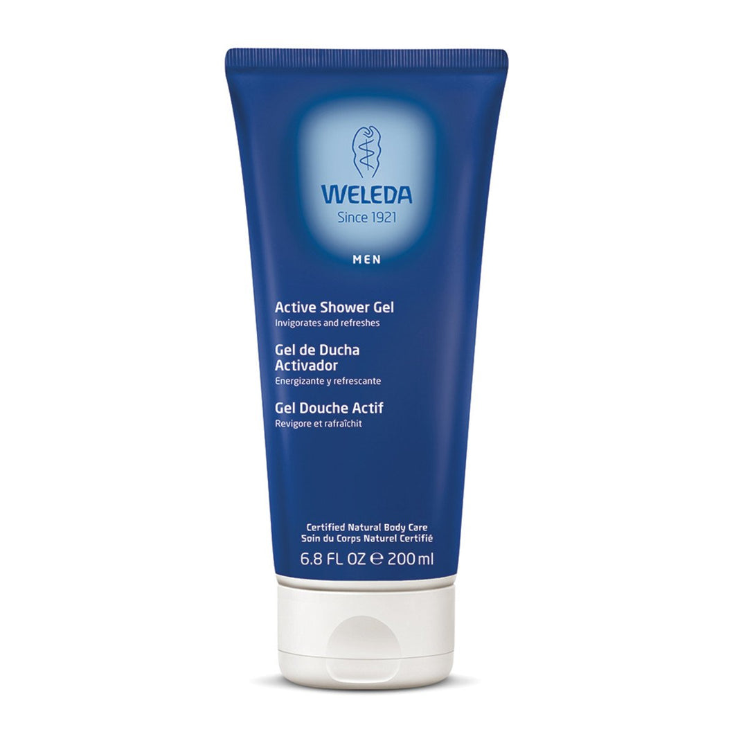 Weleda, Men'S Active Shower Gel, 200ml