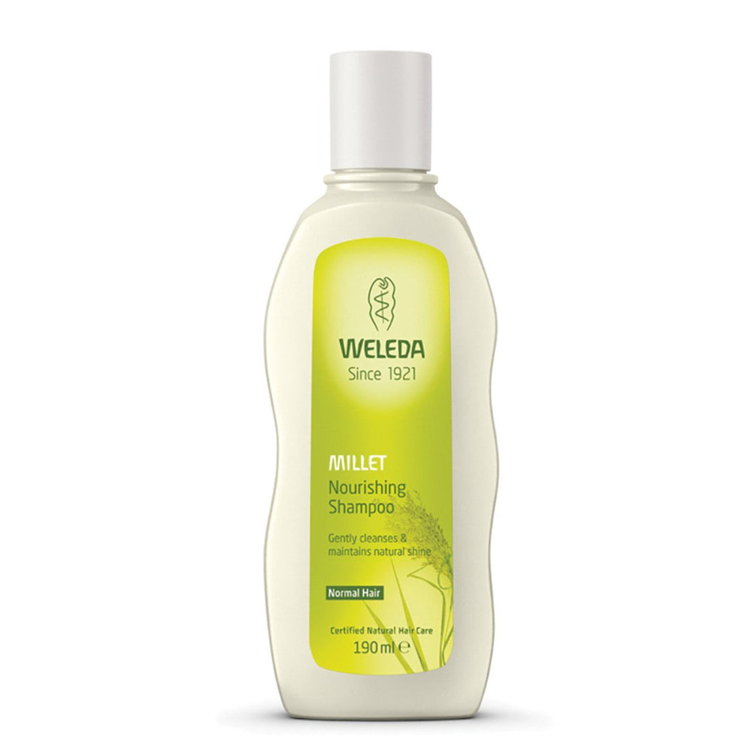 Weleda, Millet Nourishing Shampoo (Normal Hair), 190ml