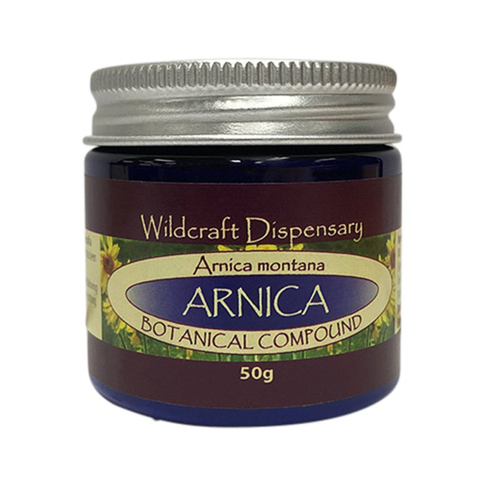 Wildcraft Dispensary, Arnica Natural Ointment, 50g