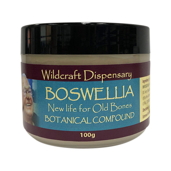 Wildcraft Dispensary, Boswellia Natural Ointment, 100g