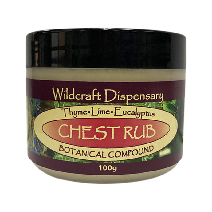 Wildcraft Dispensary, Chest Rub Natural Ointment, 100g